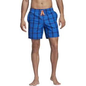 adidas Check ML Miehet uimahousut , sininen
